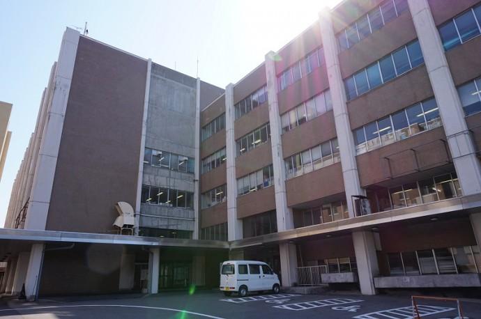 五所川原市役所