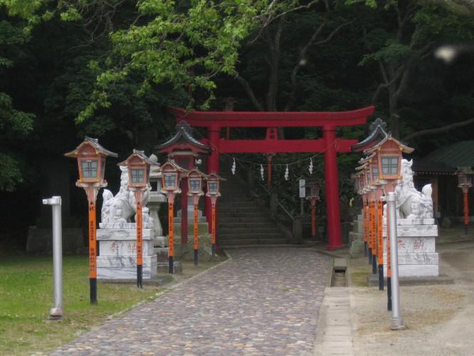 高山稲荷 (4)
