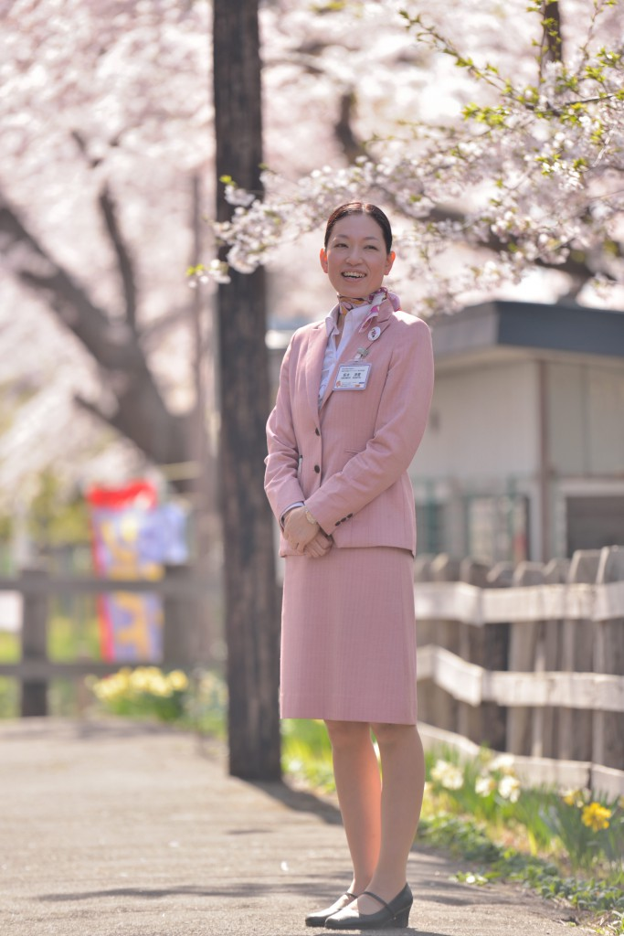 ⑱桜の女神さま