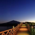 28「秋宵の散歩道」小野 光昭
