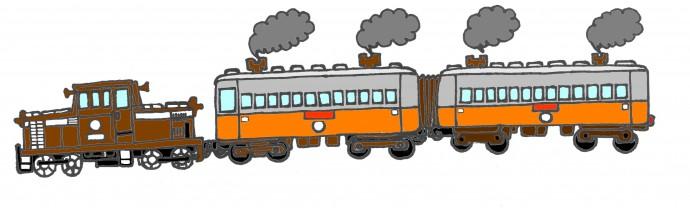 ストーブ列車3