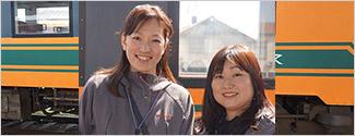 津軽半島観光アテンダント